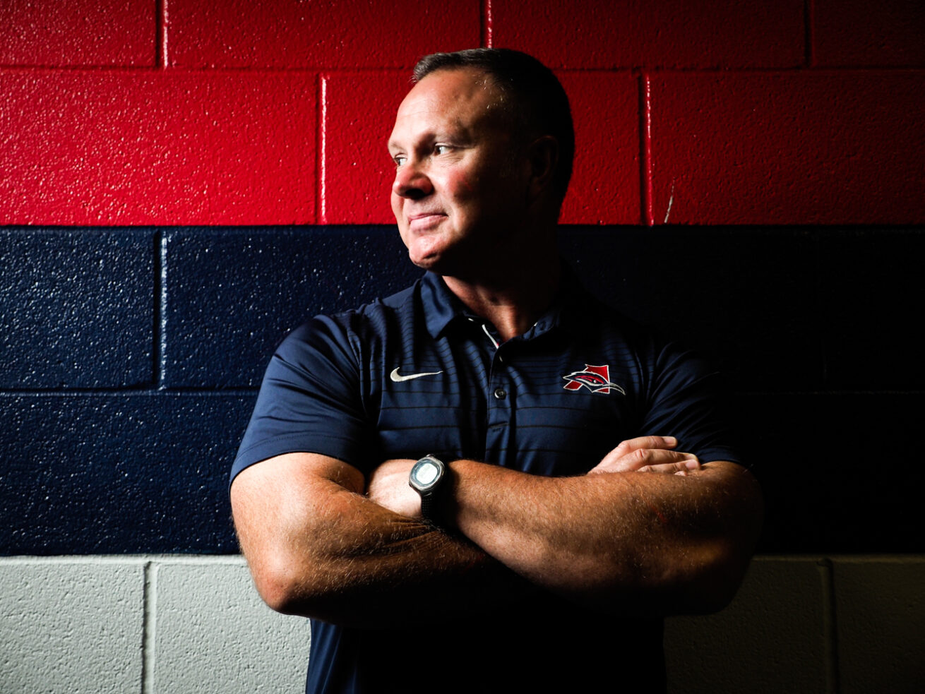 Aubrey football head coach Keith Ivy nearly died 10 years ago after a battle with Guillen-Barre, a rare auto-immune disease.   Guillen-Barre left Ivy temporarily paralyzed and hospitalized for nearly three months.
